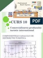 CURS 10 - Tranzactii Internationale cu Servicii - Distributia Turistica