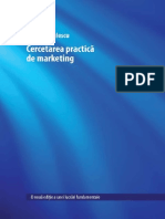 Cercetarea Practica de Marketing 2013