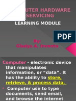 Computer Hardware Servicing Lectures