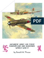 55774708 JAAF Camouflage Markings World War II