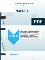 Malaria Pediatria