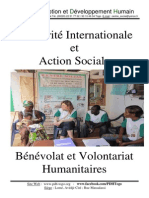 Solidarite Internationale Et Action Sociale