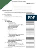 Checklist KPO(Non Hipotesis)