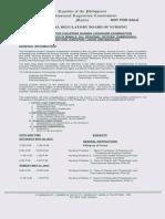 NLE Program