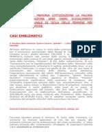 IL GIARDINO DELLA MEMORIA DI ISOLA DELLE FEMMINE LA COMMISSARIA MULE' CROCETTA 5 MAGGIO 2014
