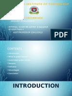 Smart Greenhouse PPT