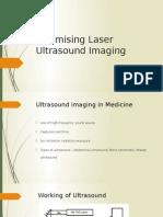 Optimising Laser Ultrasound Imaging