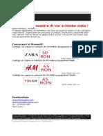 Proiect Individual Marketing