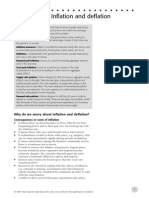 10 - Inflation and Deflation