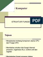 Struktur Fungsi Cpu (1)