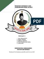 BAB I - Buat Database