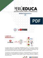 Estrategias para cumplir compromisos de Perueduca 2014