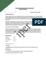 Microsoft Word - Teaching Plan-HRPD