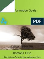 Transformation Goals 1