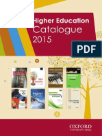 Asia Higher Education Catalogue 2015