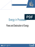 Exergy presentation