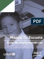 18 3.Mapea Tu Escuela Guia de Implementacion 2012 Ret Unicef