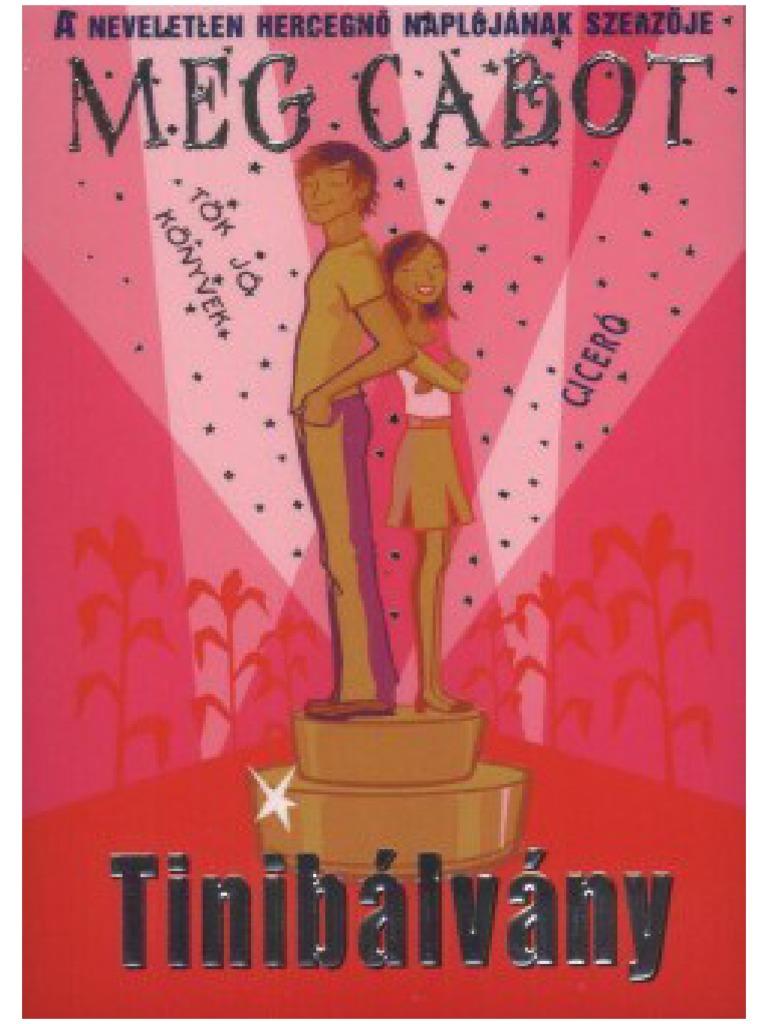 Meg Cabot - Tinibálvány f421517918