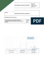 Procedimiento Control de Registros Rev 05