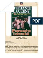 261860189 Stephanie Laurens Femeia Ideala Cynster Family Saga 11