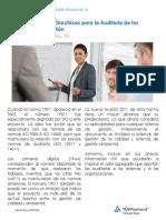 ISO 19011 - 2011 Norma (Resumen)
