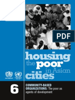 Quick Guides for Policy Makers 6 COMMUNITY-BASED ORGANIZATIONS The poor as agents of development.pdf