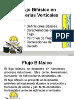 tuberias verticales patrones de flujos