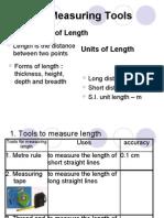 1.6 Measuring Tools