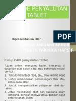 Metode Penyalutan Tablet
