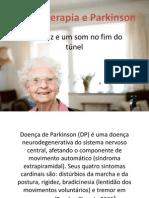 Trabalho de Musicoterapia e Parkinson