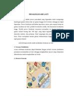 Desalinasi Air Laut