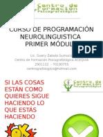 Presentación Primer Módulo de programación Neurolinguistica