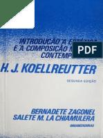 KOELLREUTTER, H.J. - Introducao a Estetica e a Composicao Musical Contemporanea