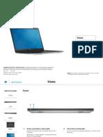 Inspiron 15 5547 Laptop Reference Guide en Us