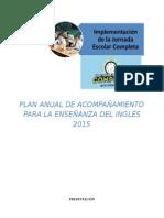 Plan de Acompañamiento 2015 - Consolidado1