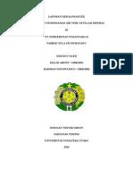 Laporan PKL Teknik Mesin Sei Semayang