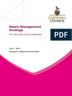 Beach Management Strategy