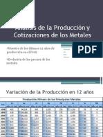 anlisisdelaproduccinycotizacionesdelosmetales-100402122654-phpapp02