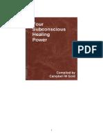 Subconscious Healing Power Cg