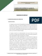 Memoria Descriptiva-honcopampa Final