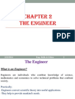 GENG 107 Engineering Skills and Ethics_Lecture_Chapter 2_The Engineer