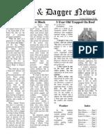 Pilcrow and Dagger Sunday News  5-24-2015 v2e18
