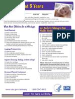 checklists 5yr