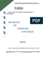 Separata de Peritaje Contable Abr2013