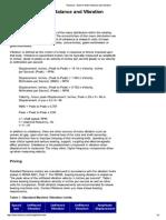Reliance - Electric Motor Balance and Vibration