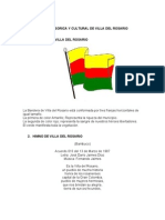 RESEÑA HISORICA Y CULTURAL DE NORTE DE SANTANDER
