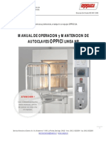 Manual de Uso Autoclave