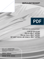 Manual Brastemp BLF 12AB