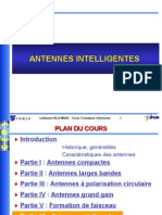 6 - Antennes intelligentes