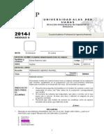 Examen Parcial de Bioquimica Ambiental de Elena Ramirez Lubo